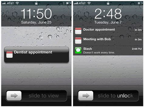 iphone lock screen notifications new iphone updates coming lock screen notifications