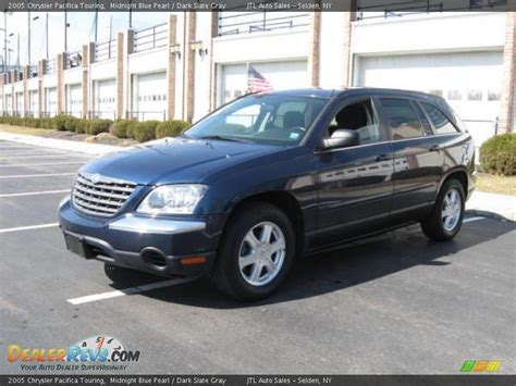 Chrysler Pacifica Touring 2005 by 2005 Chrysler Pacifica Touring Midnight Blue Pearl
