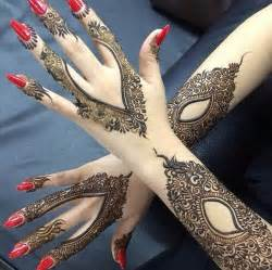 30 Awesome Arabic Mehndi Designs 2017 - SheIdeas