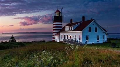 Maine Lighthouse State Desktop