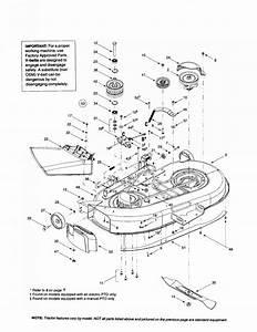 Mtd Riding Mower Diagram