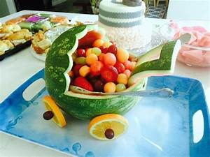 Watermelon Baby Carriage · How To Make A Fruit Salad ...