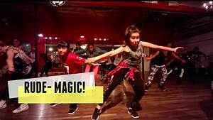 Magic! Rude | Sierra Neudeck | Choreographer -- Matt ...