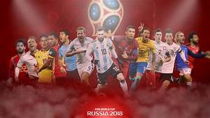 World Cup 2018: 12 Best Wallpapers of Football Players