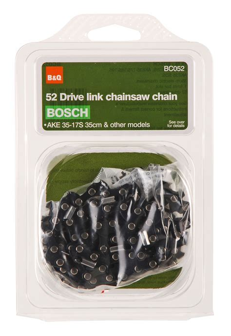 B&Q BC052 52 Chainsaw Chain   Departments   TradePoint