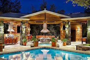 24, Spectacular, House, Plans, With, Pool, House