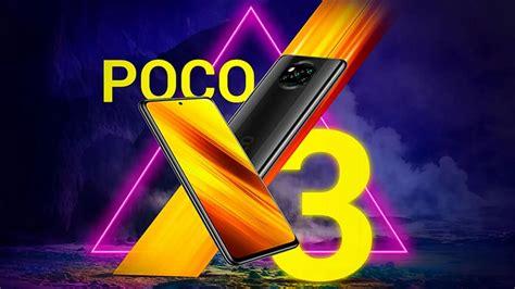Poco X3 With Qualcomm Snapdragon 732G SoC, 6,000mAh ...