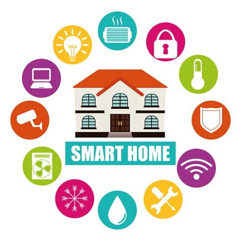Smart Home Technology  Smart Home Technologies, Smart