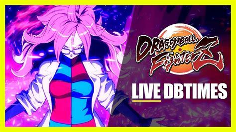 Live Dragon Ball Fighterz