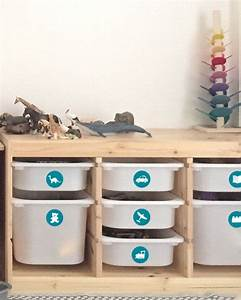 Aufbewahrung Kinderzimmer Ikea : die besten 25 trofast kinderzimmer ideen auf pinterest ~ Michelbontemps.com Haus und Dekorationen
