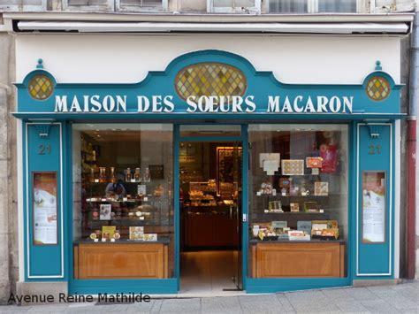 maison des soeurs macarons nancy l nouveau et les macarons avenue reine mathilde