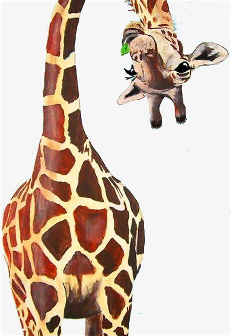 giraffe  images giraffe painting giraffe art