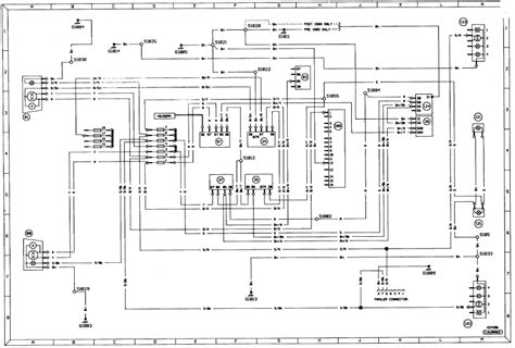 Diagram Exterior Lighting Head Sidelamps From