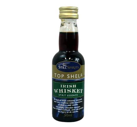 Top Shelf Irish Whiskey Essence