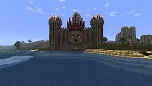 Castle Derpskull  Skull Castle   Minecraft Map
