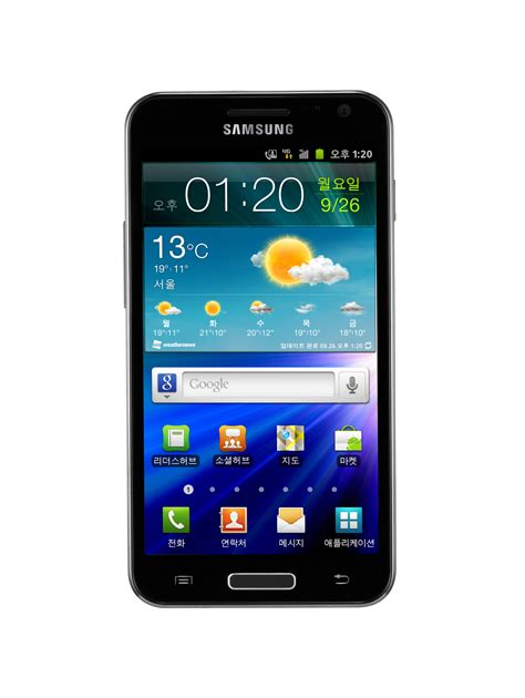 samsung phone samsung ships 10m galaxy s ii phones announces slick hd