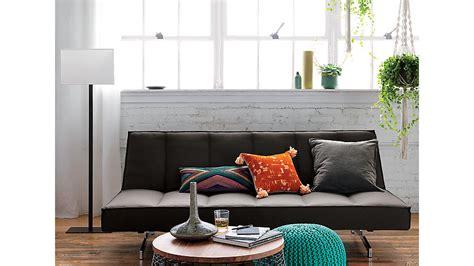 Flex Gravel Sleeper Sofa by Flex Gravel Sleeper Sofa Cb2