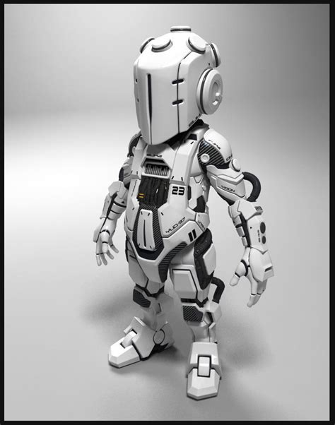 Pin by Berky on AI REFRENCE | Robot art, Robot design, Robot
