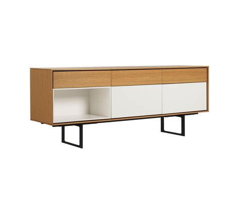 credenza design aura credenza sideboards from design within reach