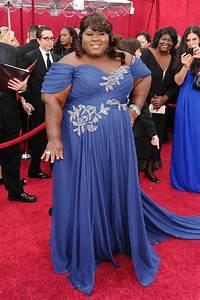 Gabourey Sidibe Oscars 2010: 'Money Shot' Dress (PHOTO ...