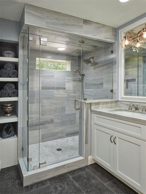 Bathroom Redo Ideas by These 20 Tile Shower Ideas Will You Planning Your