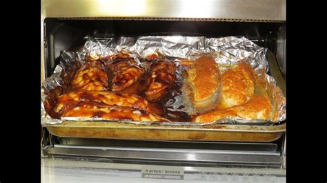 Can I Cook Chicken In A Toaster Oven - bbq chicken tenders in the oven