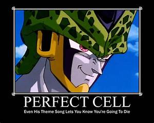 Cell Dbz Funny ... Dragon Ball Cell Quotes