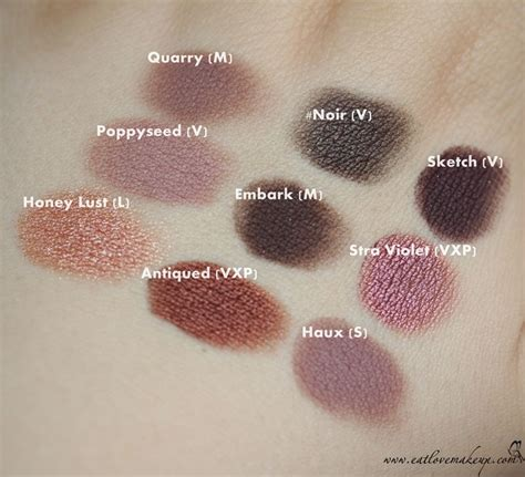 mac eye shadow   burgundy times  cosmetics
