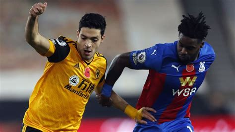 Wolves 2 - 0 C Palace - Match Report & Highlights