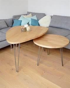 Table Basse Gigogne Scandinave : 74 id es de diy avec des hairpin legs ~ Voncanada.com Idées de Décoration