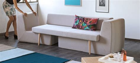 modular sofa sofista perfect  convertible