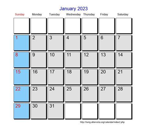 january roman catholic saints calendar