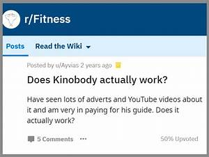 Kinobody Review For 2020  Legit Programs Or A Scam