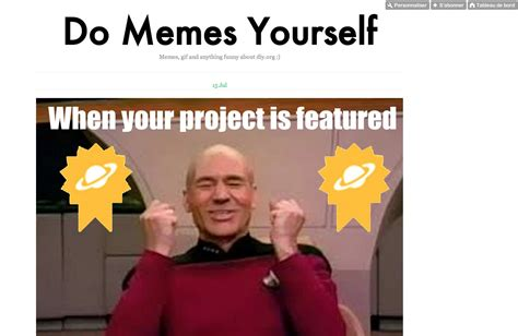 Do It Yourself Meme - do memes yourself diy