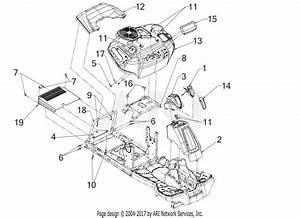 Mtd Cr30h  13a721jd897   2017  Parts Diagram For Fender