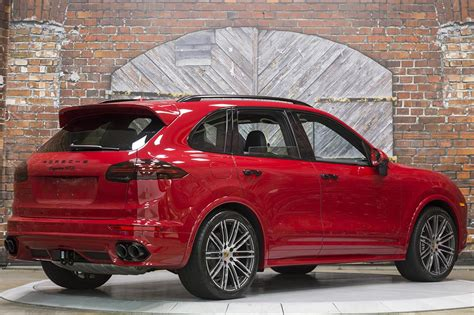 If they're as distinctive as the 2016 cayenne gts and turbo s, the answer seems to be oh, yes. 2016 Porsche Cayenne GTS