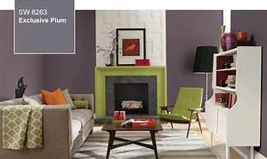 Living Colors Hue : 2014 color of the year exclusive plum sw 6263 by sherwin williams ~ Eleganceandgraceweddings.com Haus und Dekorationen
