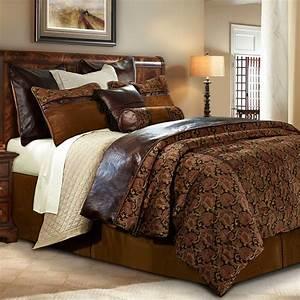Western, Bedding, Queen, Size, Austin, Bed, Set