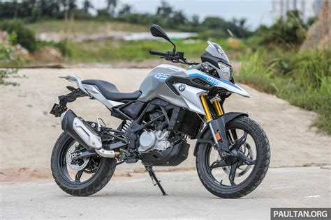 Review Bmw G 310 Gs by Review 2018 Bmw Motorrad G 310 Gs Adventure Biking Now