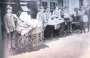 handcarts With letter carrier cart