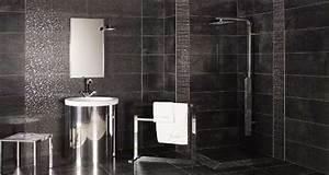 carrelage mural et sol pour refaire sa salle de bain With carrelage mosaique sol salle de bain