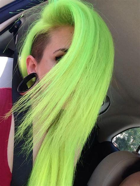 Dye Hair by Edgy Hair Colors The Haircut Web