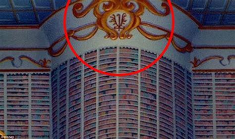 mickey hidden disney films mickeys spot