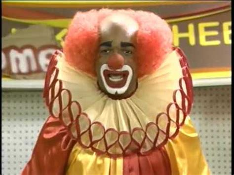homie the clown in living color in living color homey the clown home e cheese