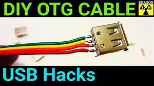 Diy Usb Otg Cable