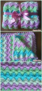 Crochet Spike Stitch Free Patterns Instructions In 2020