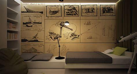 mur chambre ado chambre ado deco mur picslovin