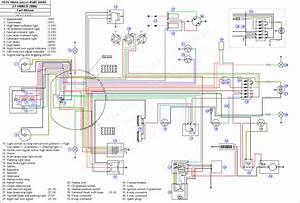 1974 Norton Commando Wiring Diagram