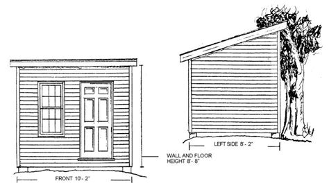 6 x 8 wooden shed plans shed plans 8 x 8 wooden project tools shed plans kits