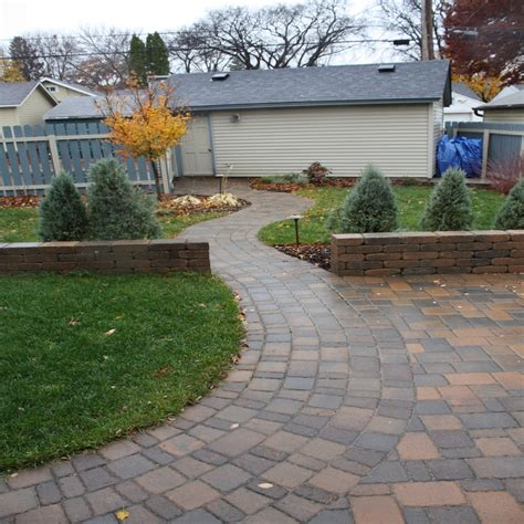 patio paver contractor mn paver patio installation st